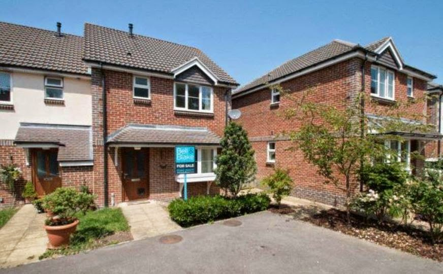 fishbourne buy to let property front