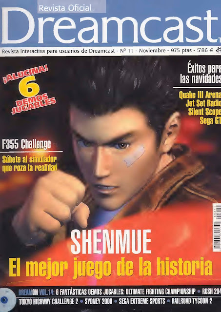 Revista Oficial Dreamcast Issue N°11