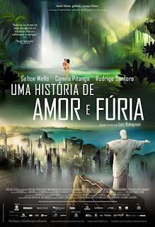 Watch Rio 2096: A Story of Love and Fury (Uma História de Amor e Fúria) (2013) movie free online