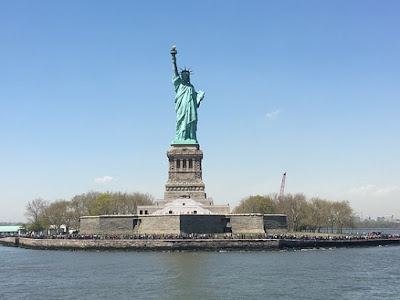 statue of liberty wounder ofthe world