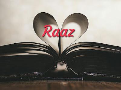 shayari, राज - Raaz