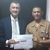 Sargento Damião é recebido na Acaapesp