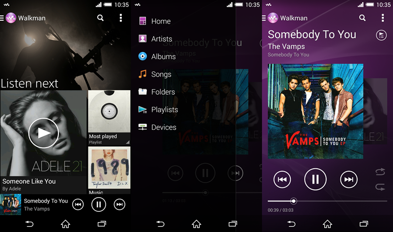 Download walkman.apk