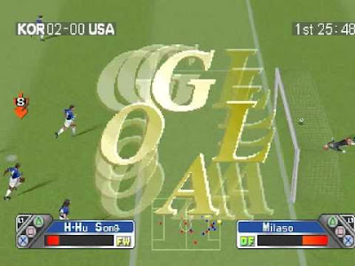 Super Shot Soccer PS1 ISO PSX