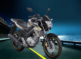 Yamaha New Vixion