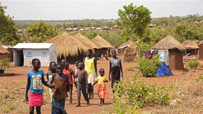 South Sudanese refugees in Uganda now one million: United Nations