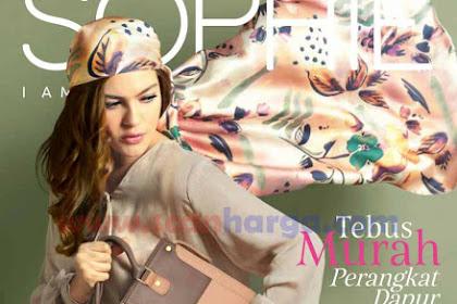 Katalog Sophie Martin Mei 2019 Terbaru Edisi 186