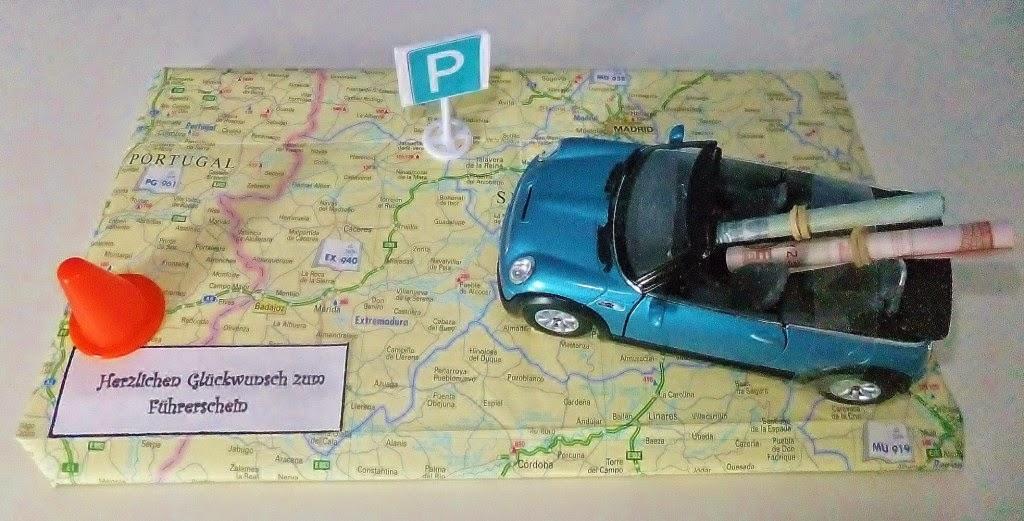 Guschein zum Führerschein