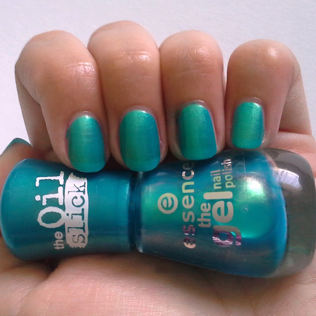 Essence #paradisse the gel nailpolish