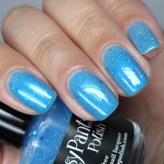 Sassy Pants Polish - Mermaids of the Ocean Blue