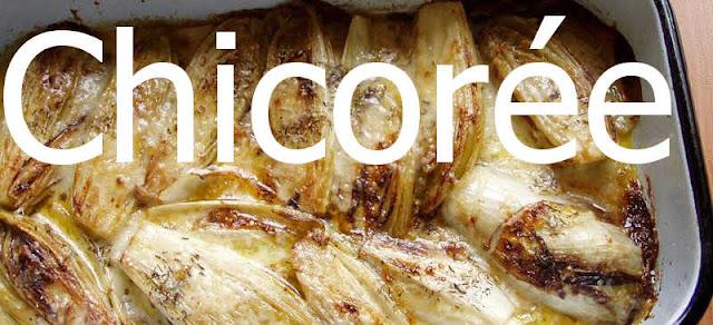 Chicoree aus dem Backofen