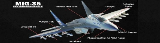 We Are Ready To Manufacture The Mig-35 In India' | Indian