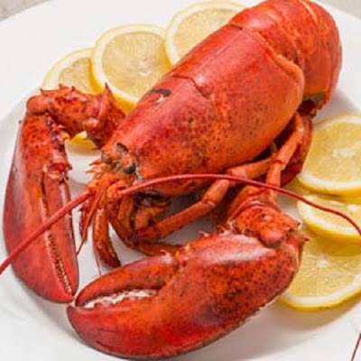 pressure cooker lobster steamed in beer