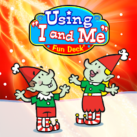 Using I and Me Fun Deck - Apps for Working on Pronouns from And Next Comes L