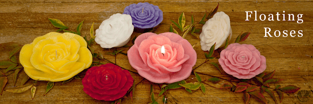 http://www.candlefactorystore.com/floating-flower-candle/