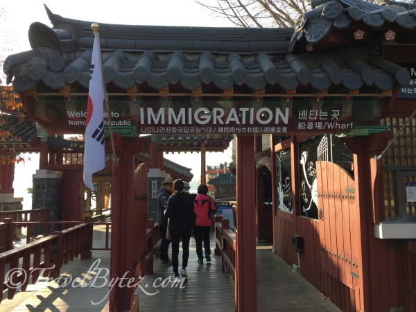 Seoul Vicinity: Nami Island and Garden of Morning Calm (Trazy)
