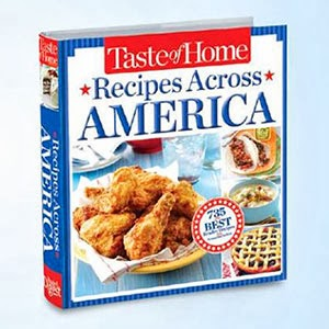 TasteofHome Recipes Across America Cookbook