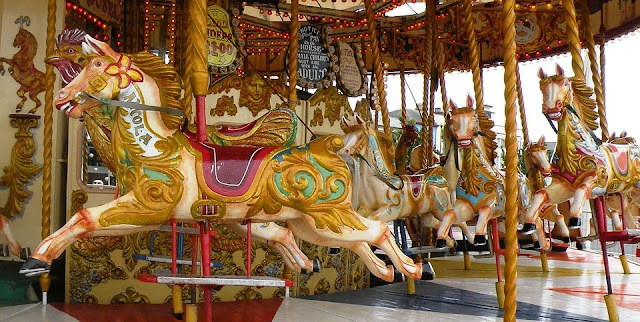 Image: Merry-Go-Round, by PublicDomainPictures on Pixabay