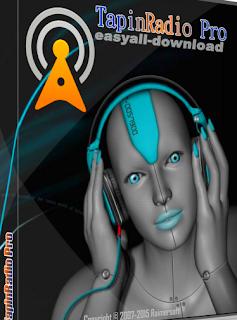 TapinRadio Pro 2.01.1[x86x64][Full Patch] โปรแกรมฟังวิทยุออนไลนได้ทั่วโลก และบันทึกเสียงได้