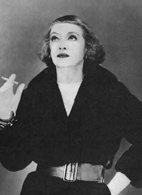 Bette Davis Blackglama