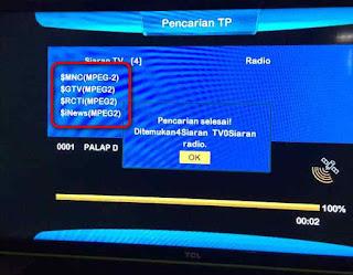 MNC TV Mpeg4 Sinyal Lemah atau Hilang dan Cara Mengataisnya
