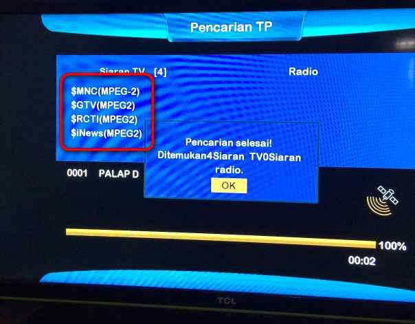 Atasi sinyal lemah MNC TV