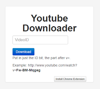 Cara Membuat Web Youtube Downloader