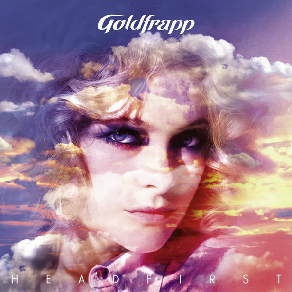 Goldfrapp - Head First  Cover