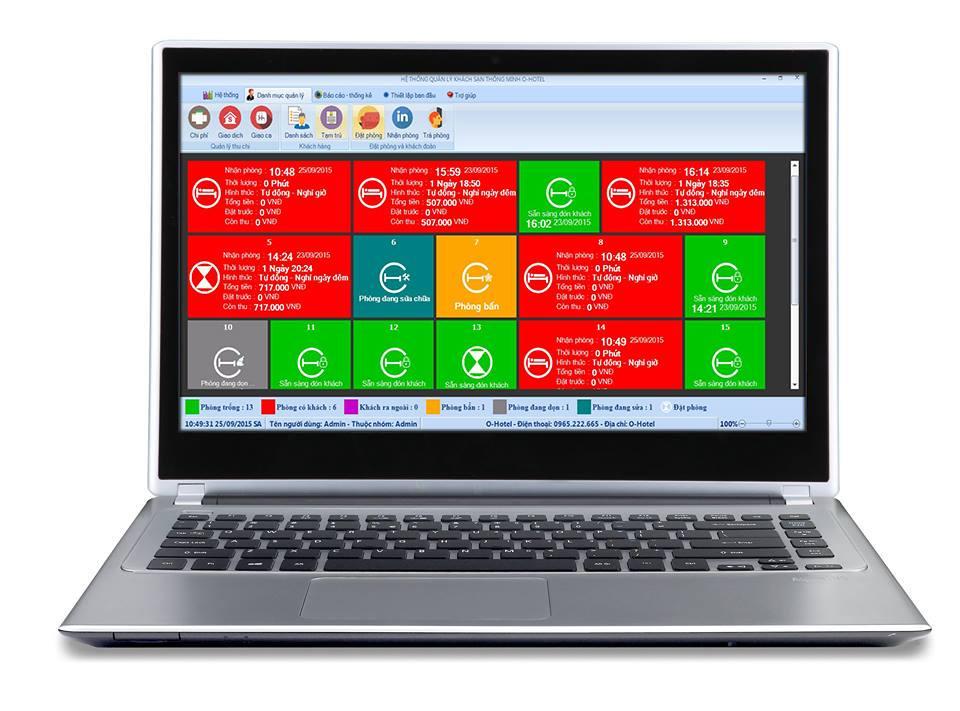 Ohotel: Giải pháp phần mềm chống thất thoát, gian lận trong khách sạn