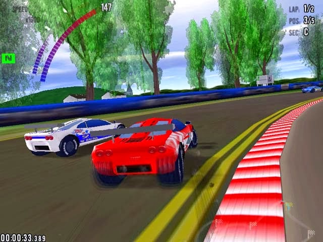 Download Game Balapan Mobil Ringed Drag Strip