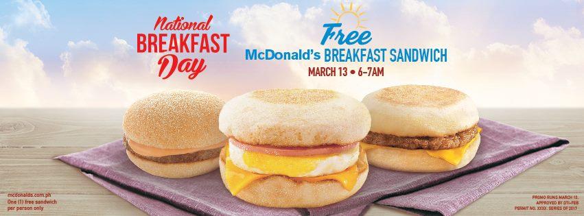 mcdonalds national breakfast day - 720×320