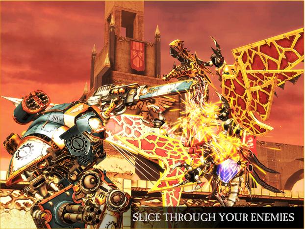 Game Warhammer 40,000 Freeblade V2.3.2 MOD APK ( Mega MOD )