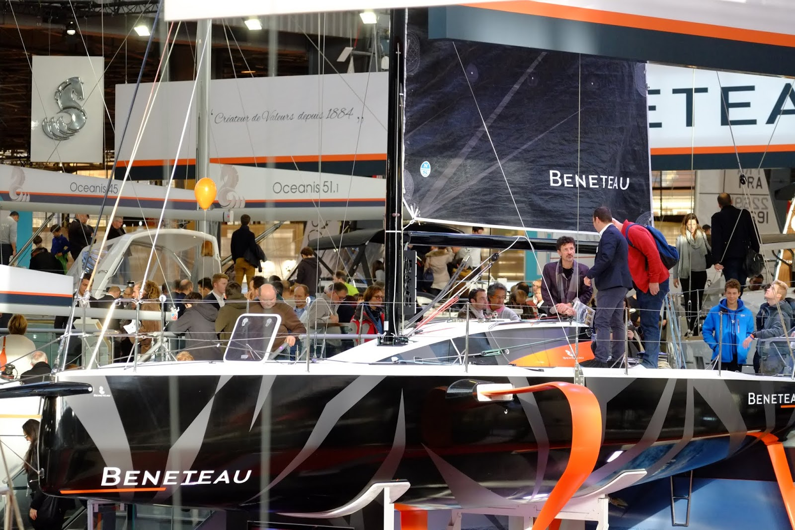 Salon Nautique International De Paris Pen Duick Scene Nautic Nautic Paddle Le Nautic De Paris 2018