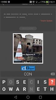 Lettere Nascoste soluzione livello 11 sottolivelli 3 | Parola e foto