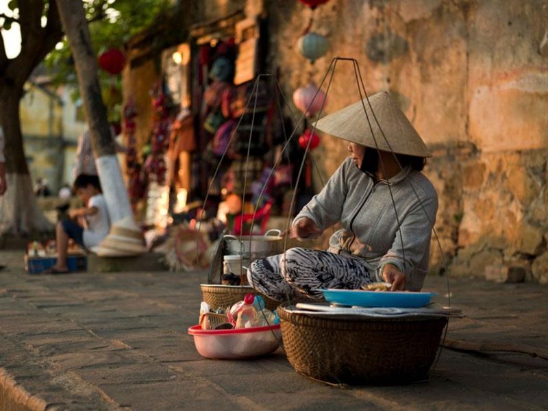 Saigon is a paradise of street foods