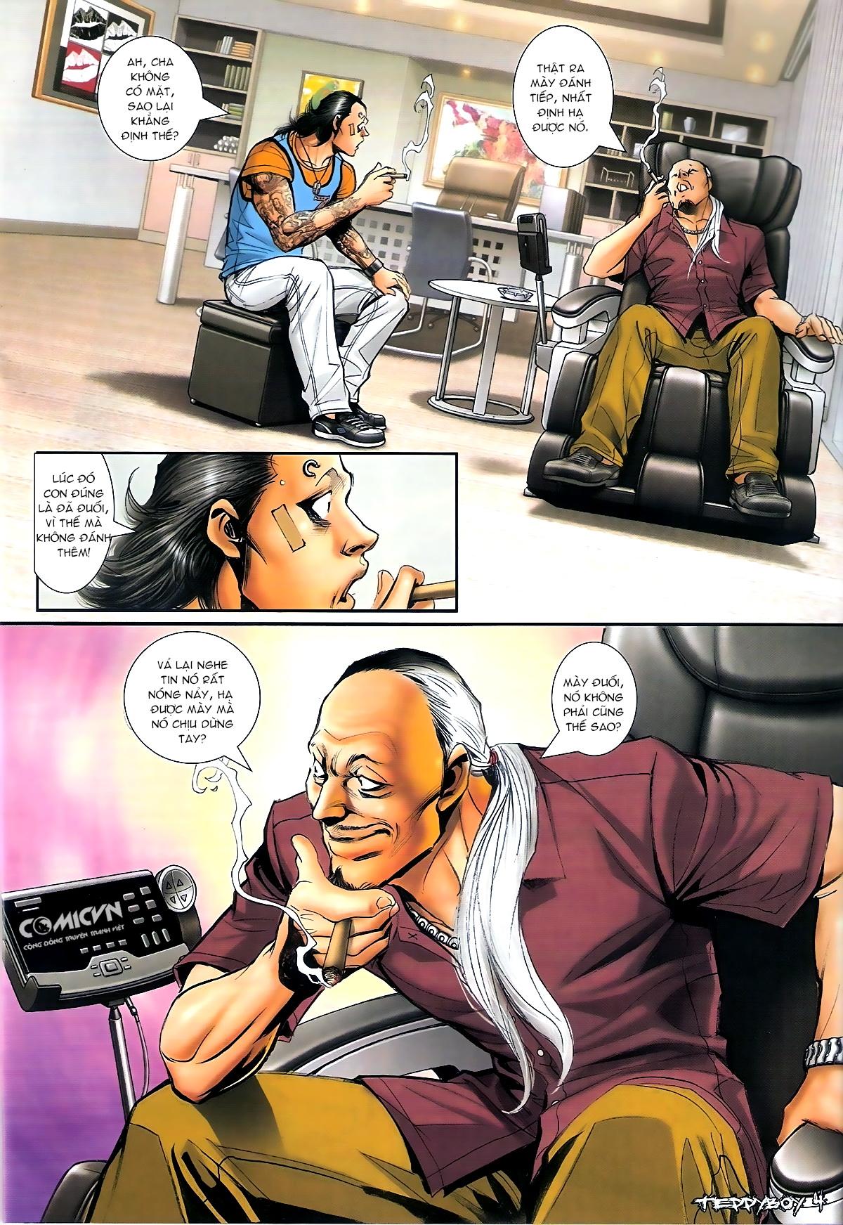 Người Trong Giang Hồ - Chapter 1333: Cao Nhân Tái Hiện - Pic 3
