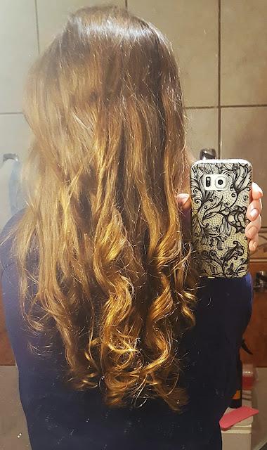 wcieranie maści końskiej,O'herbal  | aktualizacja włosowa
