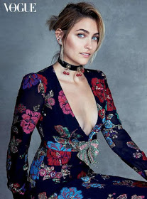 Late Michael Jackson's daughter, Paris Jackson gets her very first Vogue cover