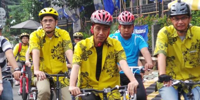 """Jokowi Bertanya """"Seperti Apa Indonesia Maju?"""", Ini Jawaban """"Netizen"""""""