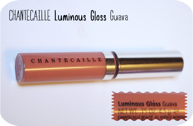 A picture of  Chantecaille Luminous Lip Gloss Shade Guava