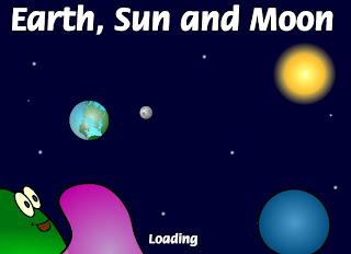 earth-sun and moon - photo #30