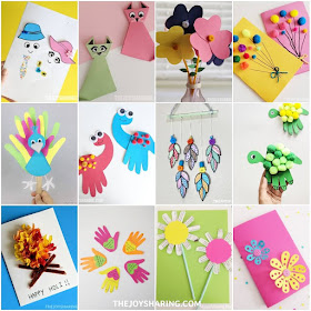 50 Paper Crafts For Kids The Joy Of Sharing