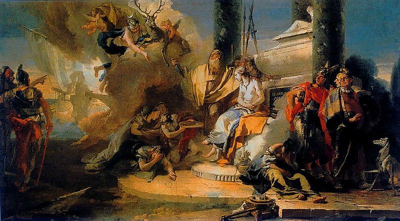 A Short Analysis of Euripides' Iphigenia at Aulis
