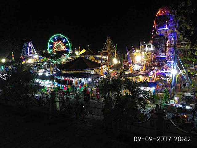 Ngerangan, Pasar Malam Sepanjang 1,5 Km Yang Layak Kamu Kunjungi