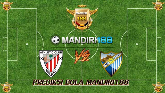 AGEN BOLA - Prediksi Athletic Bilbao vs Malaga 25 Februari 2018