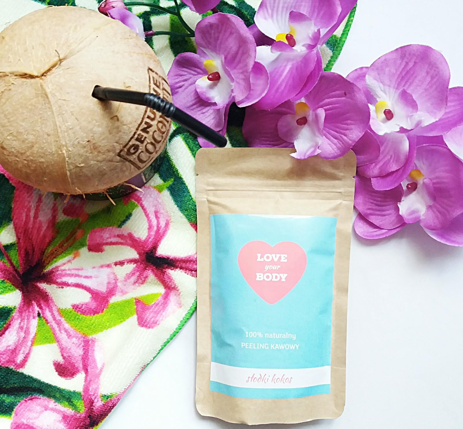 kokosowe cudeńko od love your body