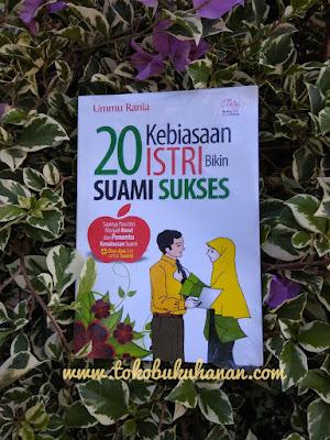 buku 20 kebiasaan istri bikin suami sukses