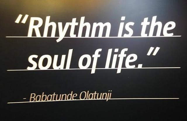Rhythm Music Quote