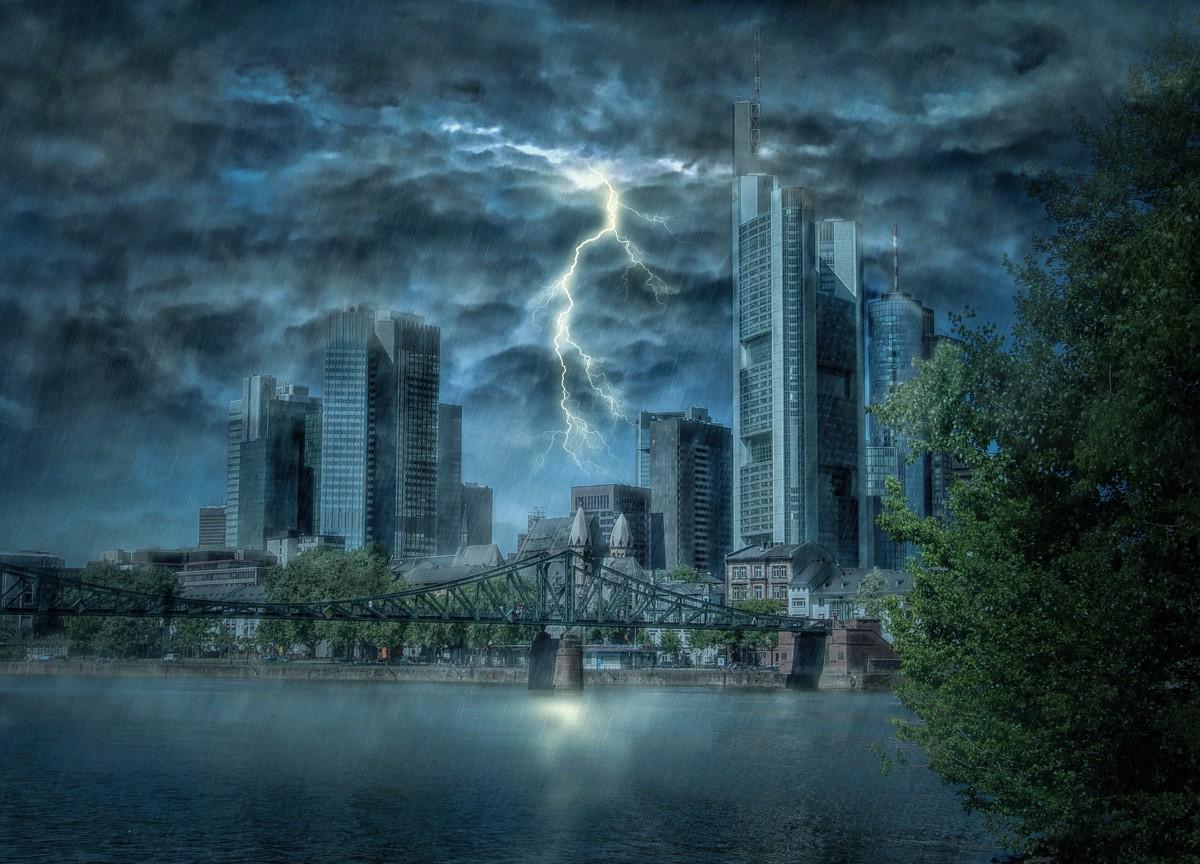 Thunderstorm, Frankfurt