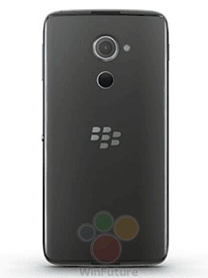 Bocoran Desain dan Spesifikasi Smartphone Android Blackberry DTEK60